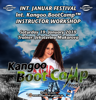 KANGOO BOOTCAMP™ INSTRUCTOR WORKSHOP