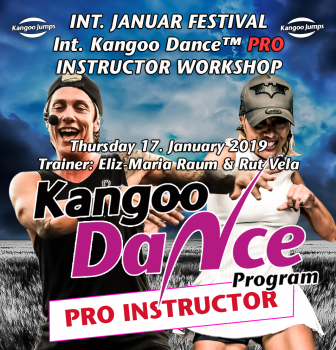 KANGOO DANCE PRO™ INSTRUCTOR WORKSHOP