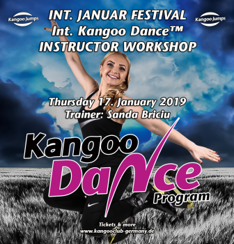 KANGOO DANCE™ INSTRUCTOR WORKSHOP