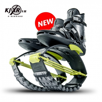KJ XR3 BLACK/YELLOW