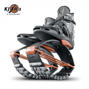 KJ XR3 BLACK / ORANGE